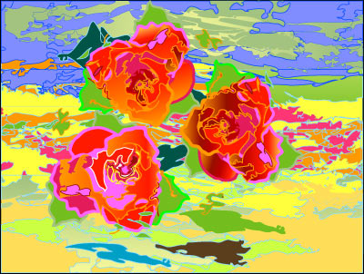 Abstract - Roses