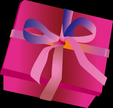 Gift Box - Graphic Design with Adobe Illustrator