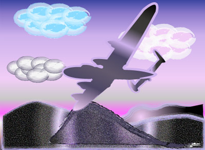 Plane - Graphic Design with Adobe Illustrator